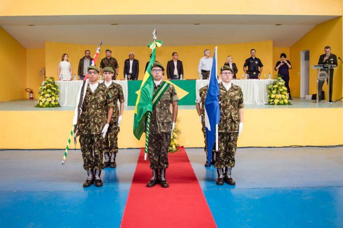Juramento da Bandeira Ibaté_53