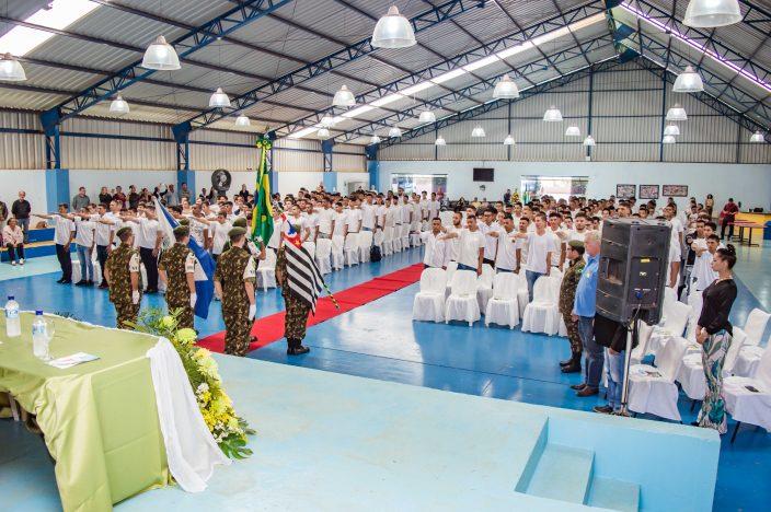 Juramento da Bandeira Ibaté_54